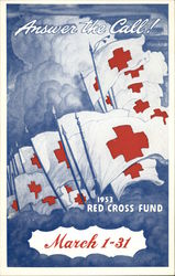 1953 Red Cross Fund