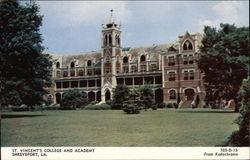 St. Vincent's College and Academy
