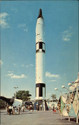 U. S. Space Park, New York World's Fair, 1964-1965