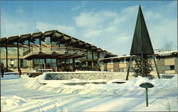 Shanty Creek Lodge in Winter