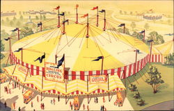 Continental Circus, New York World's Fair 1964-1965