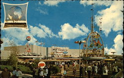 Pepsi-Cola Pavilion, New York World's Fair 1964-1965