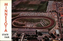 Minnesota State Fair - Grandstand and Race Track