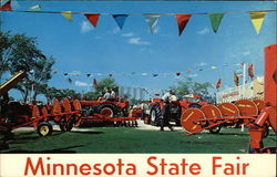 Machinery Hill, Minnesota State Fair