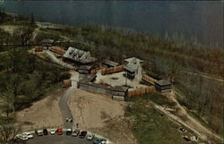 Aerial View of Fort Osage