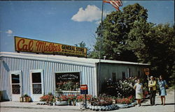 Cal Mielke's Store and Postoffice