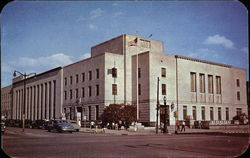 U.S. Government Post Office Building