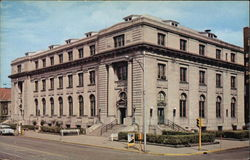 U.S. Post Office and Federal Courts Building