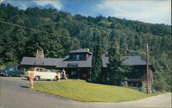 Trading Post and U.S. Post Office - Candlewood Lake