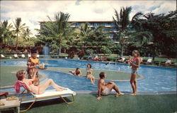 Kaanapali Beach Hotel Swimming Pool & Grounds