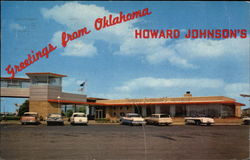 Greetings from Oklahoma, Howard Johnson's Restaurant