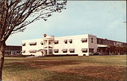 Patton Hall, Headquarters Building, third United States Army