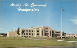 Alaska Air Command Headquarters - Elmendorf Air Force Base