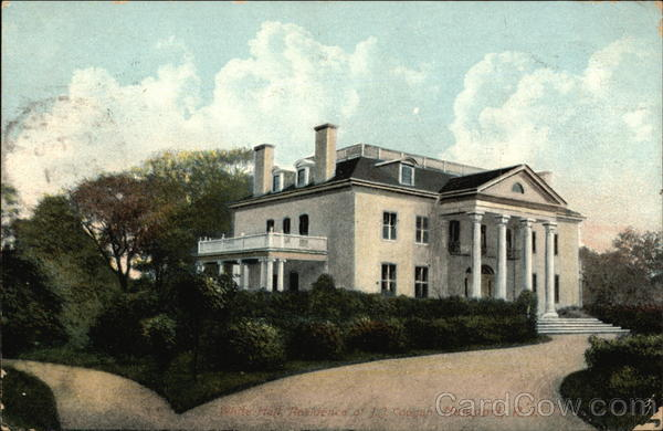 White Hall, Residence of F. T. Coogan Newport Rhode Island