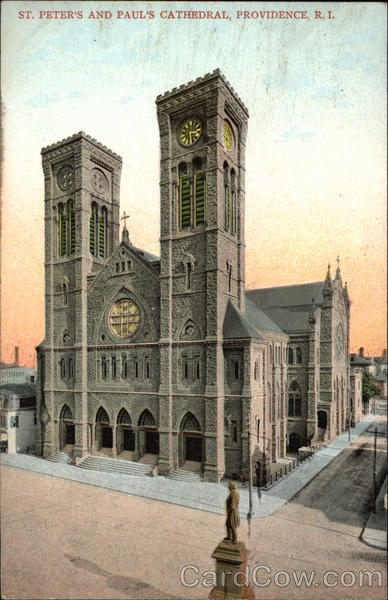 St Peter's and Paul's Cathedral Providence Rhode Island