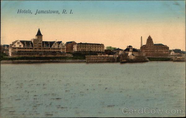 Hotels On The Sline Jamestown Rhode Island