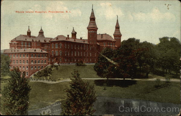 Rhode Island Hospital and Grounds Providence