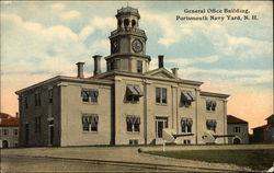 General Office Building, Navy Yard