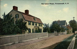 Street View of Old Salter House