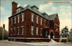 Farragut School on High Street