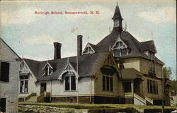 Street View of Burleigh School