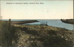 Entrance to Wychmere Harbor