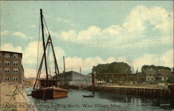 Along the Waterfront, looking North