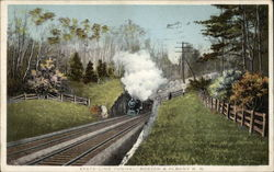 State Line TUnnel, Boston & Albany RR
