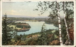 Laurel Lake and the Berkshire Country