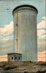 View of Water Tower