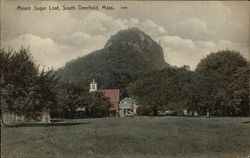 View of Mount Sugar Loaf