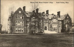 Mount Holyoke College - Skinner Hall