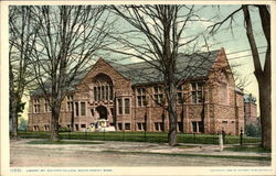 Mount Holyoke College - Library