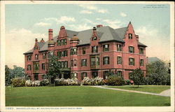 Rockefeller Hall at Mt Holyoke College