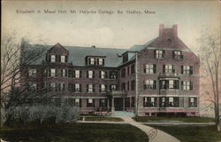 Elizabeth S. Mead Hall, Mt Holyoke College