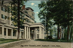 Hotel Aspinwall - The Porte Cochere