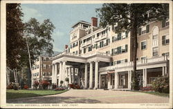 Hotel Aspinwall, East Front