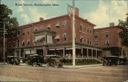 Street View of Wolfe Tavern