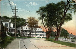 William Road and Hotel Tudor