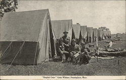 """Hospital Corps"" - Camp Whitney"