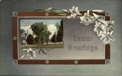 Easter Greetings - The Commons