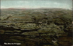 View of Town from Mt. Greylock