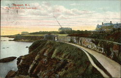 The Cliff Walk and Stone Arch