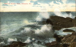 Surf at Price's Neck
