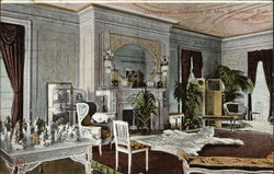 Crossways, Residence of Mrs. Stuyvesant Fish, Drawing Room