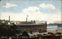 Woonsocket Machine and Press Company