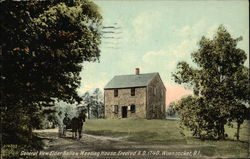 General View of Elder Ballow Meeting House - Erected AD 1740