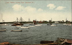Harbor, looking East