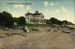 Mansion House on the Shore