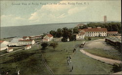 General View of Rocky Point from the Shutes